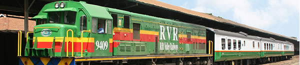 Africa Railways